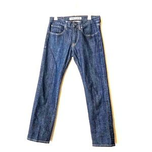 ROCCO Express straight leg slim fit 30x30 jeans